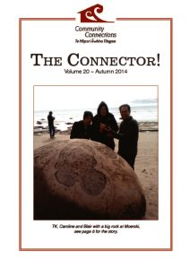 thumbnail of The Connector Vol 20 Autumn 2014