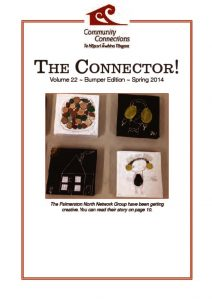 thumbnail of The Connector Vol 22 Spring 2014