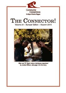 thumbnail of The Connector Vol 24 Autumn 2015