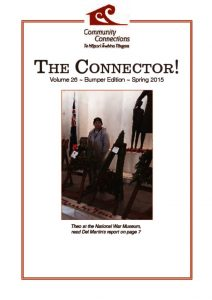 thumbnail of The Connector Vol 26 Spring 2015