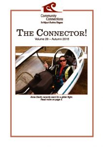 thumbnail of The Connector Vol 28 Autumn 2016