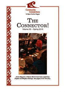 thumbnail of The Connector Vol 30 Spring 2016
