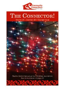 thumbnail of The Connector Vol 35 Summer 2017