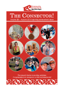 thumbnail of The Connector Vol 36 Autumn 2018