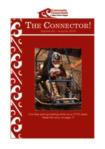 thumbnail of The Connector Vol 40 Autumn 2019