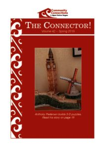 thumbnail of The Connector Vol 42 Spring 2019